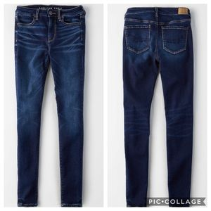 American Eagle Outfitters Sky High Jegging